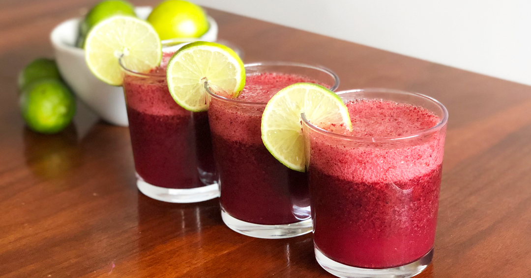raspberry mocktail recipe
